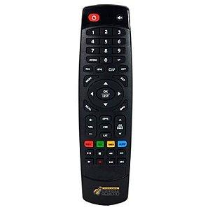Controle Remoto para Duosat Next UHD Lite / Duosat Switch On