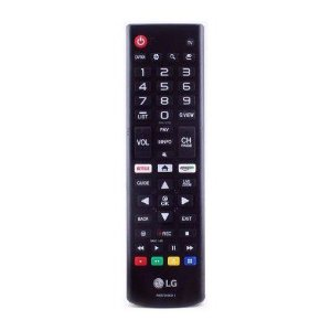 Controle Remoto Tv Led LG  Smart Tv Função Netflix e Amazon