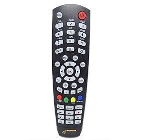 Controle Remoto para Tocomsat Duplo HD