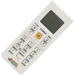 Controle Remoto Universal para Ar Condicionado +de 90 marcas