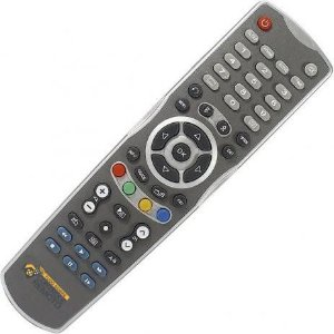 Controle Remoto para Newsat Tiger HD