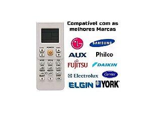 Controle Remoto Ar Condicionado Universal