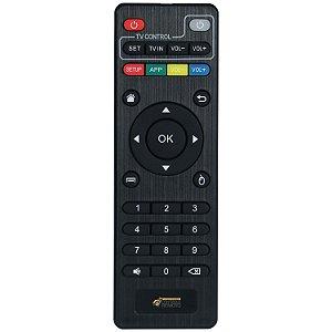 Controle Remoto Tv Box MXQ Pro 4K 5G