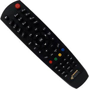 Controle Remoto para Duosat Troy HD