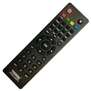Controle Remoto Visiontec VT7500 Conversor Digital
