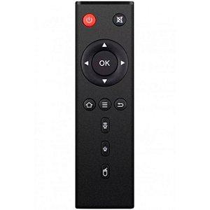 Controle Remoto Tv Box A96X 4k Ultra HD