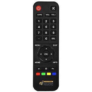 Controle Remoto para Iprime Tv IPTV
