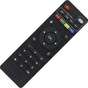 Controle Remoto Tv Box R69 8k