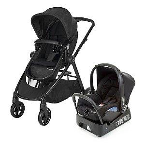 Carrinho de Bebê Travel System Anna Nomad Black - Maxi-Cosi