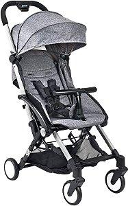 Carrinho de Bebê Passeio UP Gray - Burigotto