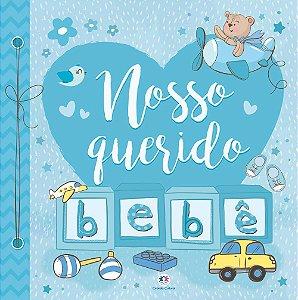 Livro NOSSO QUERIDO BEBÊ Recordações do Bebê - Ciranda Cultural