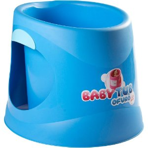 Banheira BABYTUB OFURÔ Azul - BabyTub