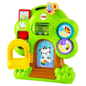 Brinquedo Árvore Sons Divertidos - Fisher Price