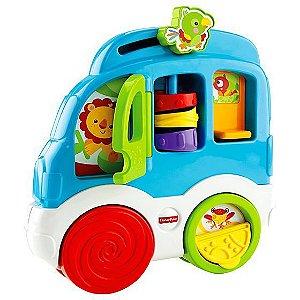 Brinquedo Carrinho Sons Divertidos - Fisher Price