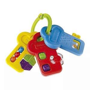 Brinquedo Chaves Contar e Descobrir - Fisher Price