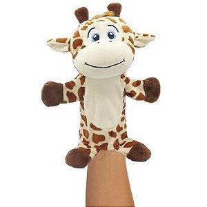 Brinquedo Teatro de FANTOCHES Girafa - UNIK
