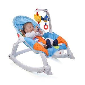 Cadeira de Descanso e Balanço Bouncer Pisolino  Farm - Infanti