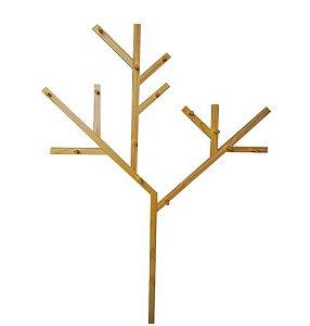 Painel Árvore com Cabideiros Coleção Hora de Brincar - Divicar