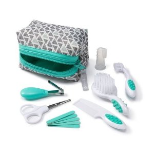 Kit Completo Cuidados do Bebê Cor Aqua - Safety 1st