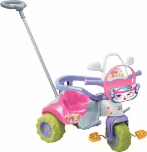 TICO-TICO ZOOM Meg Com Aro - Magic Toys
