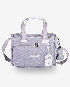 Bolsa de Maternidade Anne Moleton Cinza - Masterbag