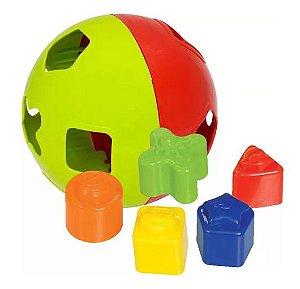 Brinquedo Didático Baby Ball - Mercotoys