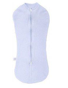 Casulo Swaddle Azul - Zip