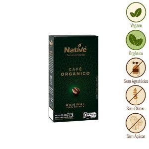 Café Original Orgânico Native (250g)