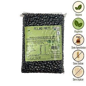 Feijão Preto Orgânico Vale Ecológico (1kg)