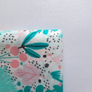 Embalagem Presenteável Saquinho de tecido estampado