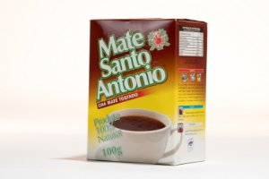 chá Mate Tostado 100g Unid.