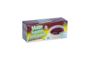 Chá Mate sachê Natural 40g UN