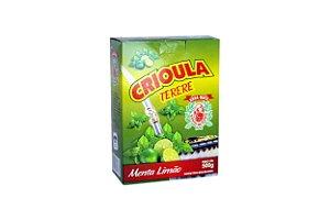 Erva Mate Crioula Menta Limão CX 05X500G