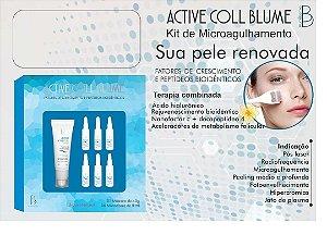 Active Coll Blume NanoDermo| Terapia Combinada