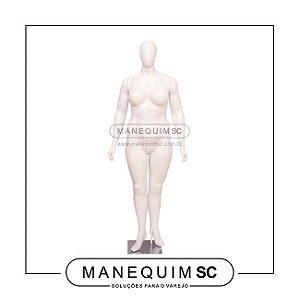 Manequim Feminino Plus Size GG