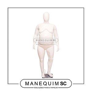 Manequim Masculino Plus Size GG