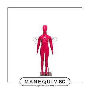 Manequim Infantil Unissex