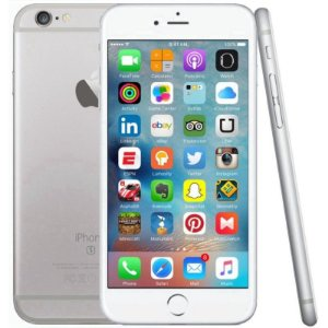 SMARTPHONE APPLE IPHONE 6S PLUS 32GB PRATEADO