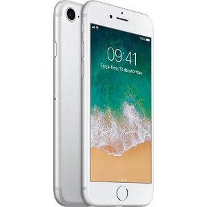 SMARTPHONE APPLE IPHONE 7 128GB PRATEADO