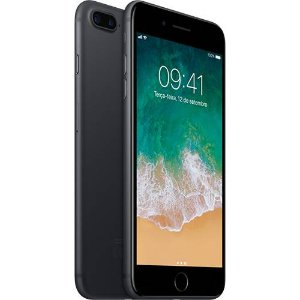 SMARTPHONE APPLE IPHONE 7 PLUS 32GB PRETO MATTE