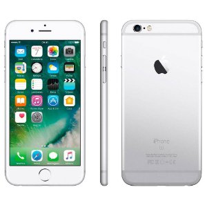 SMARTPHONE APPLE IPHONE 6S PLUS 16GB PRATEADO