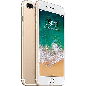 SMARTPHONE APPLE IPHONE 7 PLUS 128GB DOURADO