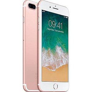SMARTPHONE APPLE IPHONE 7 PLUS 128GB OURO ROSA