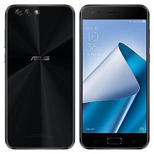 "SMARTPHONE ASUS ZENFONE 4 ZE554KL 4RAM 64GB TELA 5.5"" LTE DUAL PRETO"