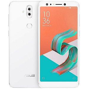"SMARTPHONE ASUS ZENFONE 5 SELFIE ZC600KL 4RAM 64GB TELA 6.0"" LTE DUAL BRANCO"