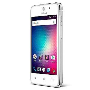 """SMARTPHONE BLU VIVO 5 MINI V051EQ 1RAM 8GB TELA 4.0"""" 3G DUAL PRATA"""