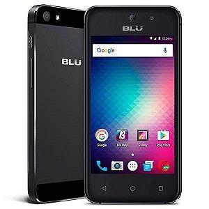 """SMARTPHONE BLU VIVO 5 MINI V051EQ 1RAM 8GB TELA 4.0"""" 3G DUAL PRETO"""