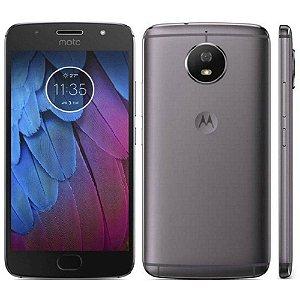 "SMARTPHONE MOTOROLA MOTO G5S XT1797 4RAM 32GB TELA 5.2"" LTE DUAL PLATINIUM"