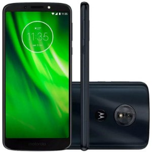 "SMARTPHONE MOTOROLA MOTO G6 PLAY XT1922-10 3RAM 32GB TELA  5.7"" LTE DUAL AZUL INDIGO BLACK"