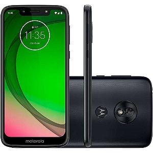 "SMARTPHONE MOTOROLA MOTO G7 PLAY XT1952-2 2RAM TELA 5.7"" 32GB LTE DUAL INDIGO"
